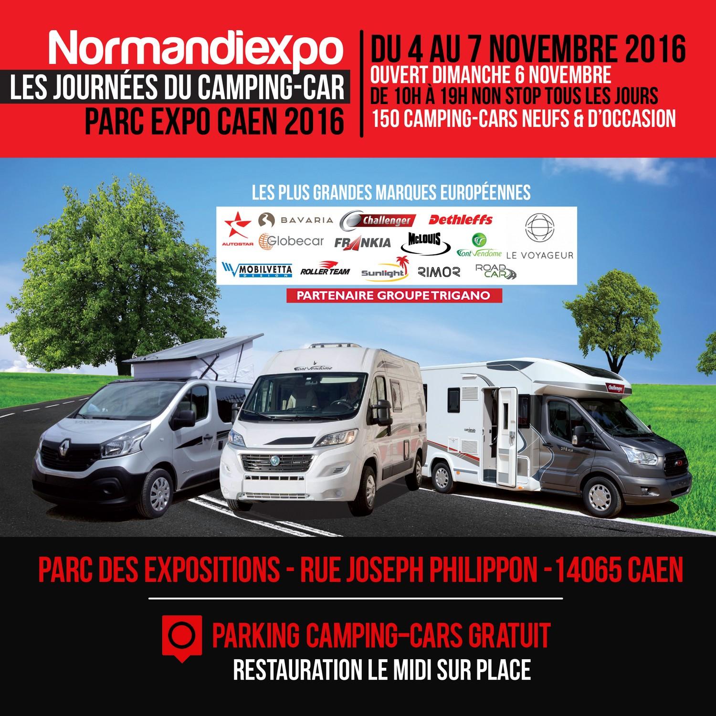 Expo Camping Car En Normandie