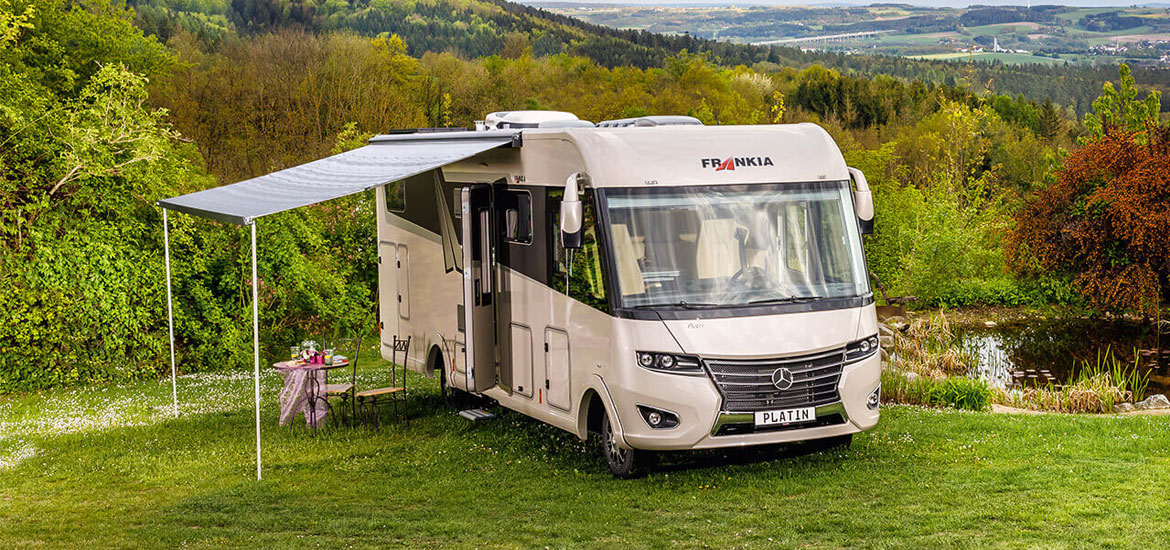 normandiexpo camping-car frankia