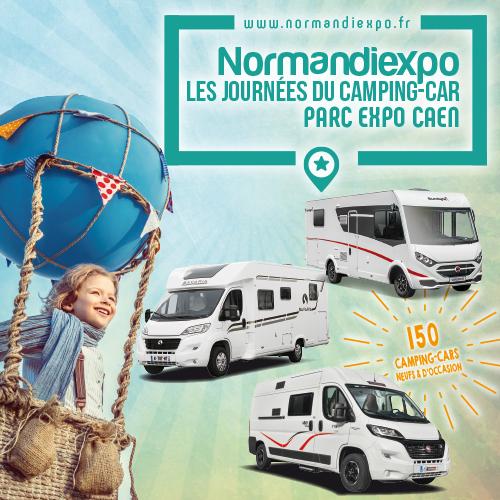 salon Normandiexpo juin 2018