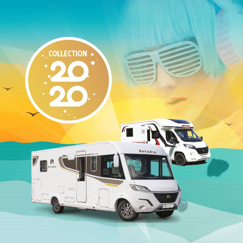 Camping-cars et vans collection 2020